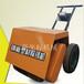 手推式钢板型材除锈机工字?#20013;?#32763;新机纯铜电机稳定安全