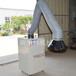 焊锡烟雾净化器艾灸家用排烟机烙铁移动式激光净化器单臂1.1KW