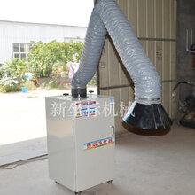 新坐標機械設備除塵器濾焊煙凈化器聚流式設計吸力更好室內空氣凈化器噪聲低圖片