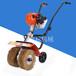 手推式除銹機除銹鋼絲輪打磨機汽油動力彩鋼瓦除銹機