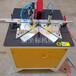 鋁塑門設備切割機45度鋁型材切割機相框燈箱