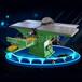 木工机床台锯机多功能家庭用台刨150型木工刨床木工机床设备