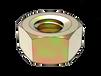 1型六角螺母M10(P1.5)/8/1035K/彩鋅