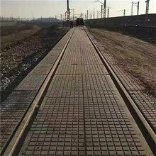 鐵路道口板橡膠道口板公路道口鋪面板圖片