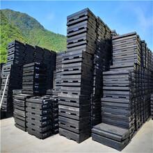 辽宁橡胶道口板规格P50道口板图片