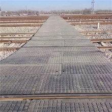 铁路嵌丝橡胶道口板轨道道口橡胶铺面板图片
