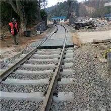 P50橡膠道口板鐵路道口板水泥枕道口板圖片