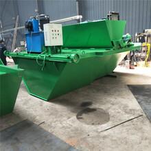 水渠成型機排水溝成型機修渠設備圖片