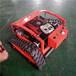 廣東中山電動遙控履帶式割草機小型農用割草機電動割草機