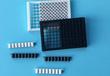 上海百千生物J09605可拆卸式化學發光板黑色熒光酶標板廠家