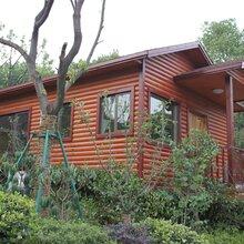 农家乐木屋设计85平方的木屋多少钱