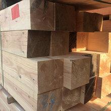 花旗松多少钱一方建筑木方厂家