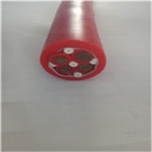 YC5x1.5阻燃橡套电缆、硅橡胶高温电线电缆、橡套电缆图片