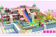 生产安装广西淘气堡儿童乐园厂家南宁上林室内儿童乐园