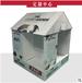 賣點展架:定制塑料中空板展示架寵物口糧中空板地堆高清UV打印展示架
