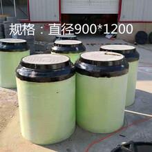 監控檢查井直徑9001200樹脂纖維弱電檢查井圖片