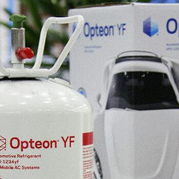 原杜邦R1234YF制冷剂出口欧盟冷媒现货供应