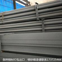 上海管道喷漆喷砂厂,型材喷漆,管件喷砂图片