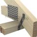 木結構連接配件廠家-木結構連接件-齒板梁托颶風拉片等緊固件連接件