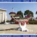 献礼(十字底座)--立体花架铁艺大型组合花盆PVC防腐木园林花箱