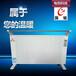 碳纖維立式壁掛式智能取暖器遠紅外節能室內電暖器靜音不干燥