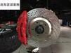 奔驰专用AMG刹车卡钳套装奔驰G500改装案例