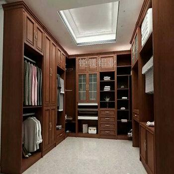 【新款铝合金衣柜整体定制全铝衣柜型材现货供应全铝家具材料批发】