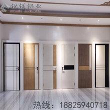 环保新款全铝合金室内门铝型材批发全铝合金浴室柜定制家具批发图片