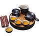 功夫茶具廠家訂制廣告茶具套裝紫砂茶具定做