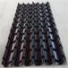 金鑠專業生產仿古琉璃瓦0.5mm765彩鋼琉璃瓦