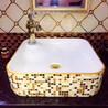 台上立式洗手盆