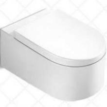 高温亮自釉马桶陶瓷壁挂式马桶卫生间嵌入式马桶座便器图片