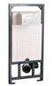 潮州落地分体水箱铁架耐用墙排直冲式暗装分体陶瓷挂便器水箱