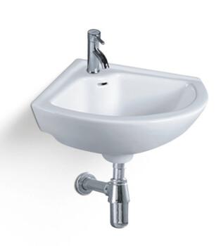卫浴支架陶瓷挂式盆洗手卫生间洗脸盆面盆