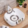 彩金欧式洗手盆