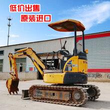 吉林地区小松二手挖掘机市场低价直销二手挖机原版原车手续齐全