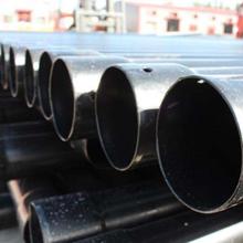 周口周边热浸塑钢管生产厂家内外涂层钢质穿线管图片