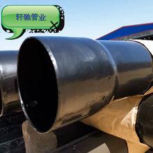 安徽安庆钢质羽翼微微颤动穿线管厂家供应北京周边热浸塑☆钢管工程图片