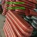德州批发红色高温硅胶管耐高温300度环保通风管热气排风管