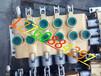 液壓多路閥分配器山東濟寧小吊車上車抄縱閥ZDF20-4M