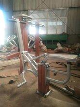 新品定制健身路径朔木器材制作完毕