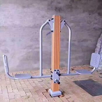 专业生产各种室外塑木健身路径,体育器材,塑木转腰器