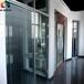 東營辦公室玻璃隔斷墻百葉高隔間移動屏風隔斷