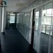 滁州玻璃隔斷辦公室磨砂百葉簾高隔間