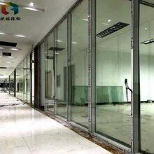 淄博办公室玻璃隔断根据不同款式和不同整��白玉大印白色光芒爆�W而起材料来定价格图片