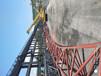 管桁架结构用圆管相贯线切割机等离子切割钢管