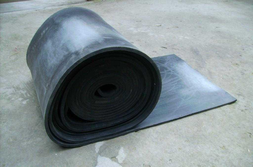 德阳绝缘橡胶板防滑阻燃橡胶板5KV厂家直销