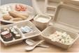 台湾一次性餐具纸浆餐具可?#21040;?#29615;保餐具厂家直销