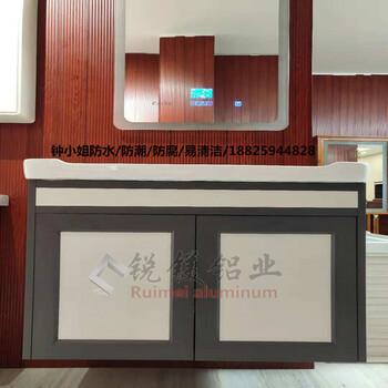 全铝家居铝合金全铝浴室柜全铝多功能鞋柜型材批发