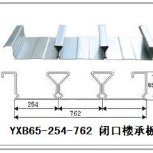 YXB65-254-762闭口压型板